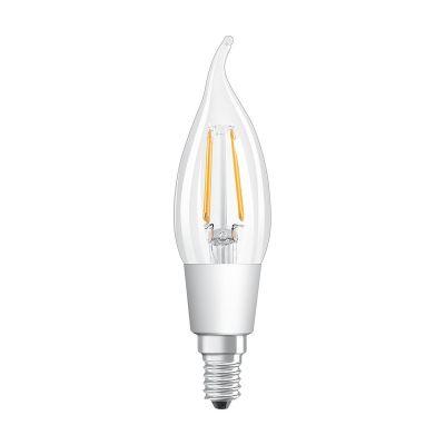 Osram LED Star+ GLOWdim Classic BA Kerze 5W E14 Filament klar warmweiß dimmbar
