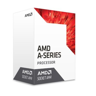 AMD A8 9600 Bristol Ridge (4x 3,1/3,4 GHz) 1MB R7 Sockel AM4 CPU BOX