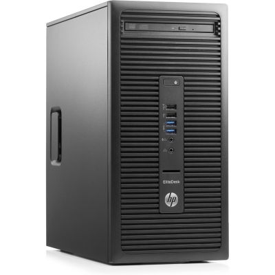 HP EliteDesk 705 G3 2KR85EA#ABD Ryzen 5 1500 Pro 8GB 256GB SSD RX-480 Win 10