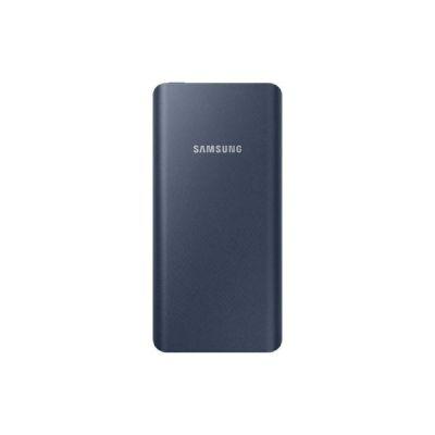 Samsung Powerbank 5.000 mAh, Micro-USB Anschluss, blau - Preisvergleich