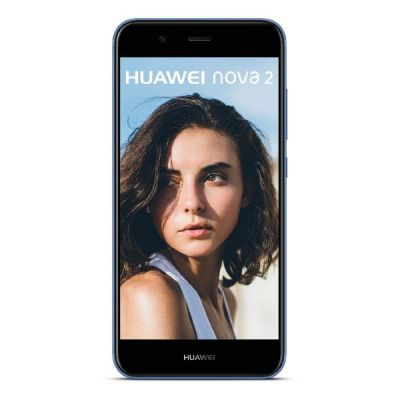 HUAWEI nova 2 aurora blue Dual-SIM Android 7.0 Smartphone