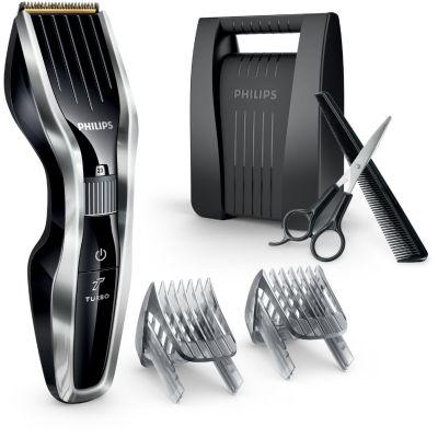 Philips HC7450/80 Series 7000 Hairclipper Haarschneider schwarz/silber - Preisvergleich