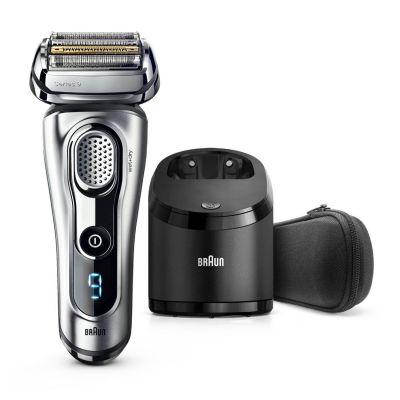 Braun Series 9 - 9295cc Rasierer-System mit Reinigungsstation wet  und  dry chrom - Preisvergleich