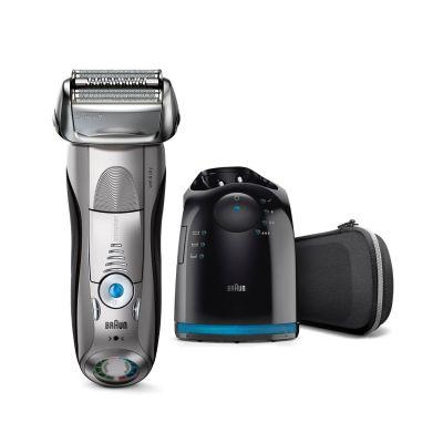 Braun Series 7 - 7899cc Rasierer-System wet  und  dry silber - Preisvergleich