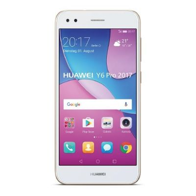 HUAWEI Y6 Pro 2017 Dual-SIM gold Android 7.0 Smartphone