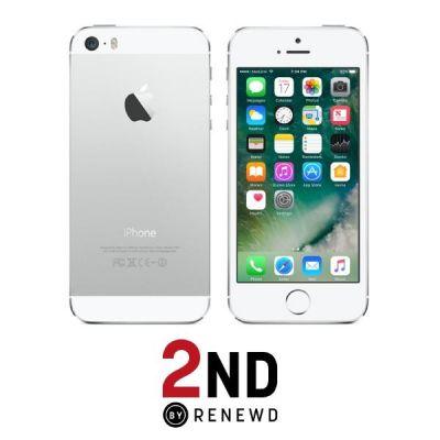 Apple iPhone 5s 16 GB silber 2ND refurbished - Preisvergleich