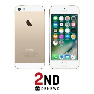 Apple iPhone 5s 64 GB gold 2ND refurbished - Preisvergleich