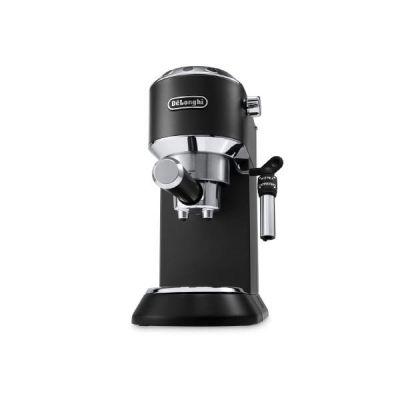 DeLonghi EC 685.BK Dedica Style Siebträger Espressomaschine Schwarz