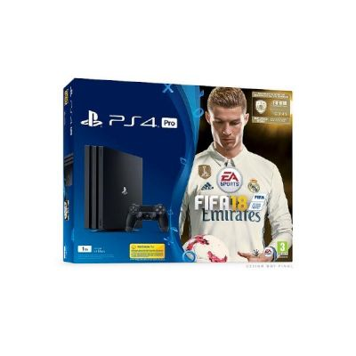 Sony PlayStation 4 Pro FIFA 18 Limited Edition ...