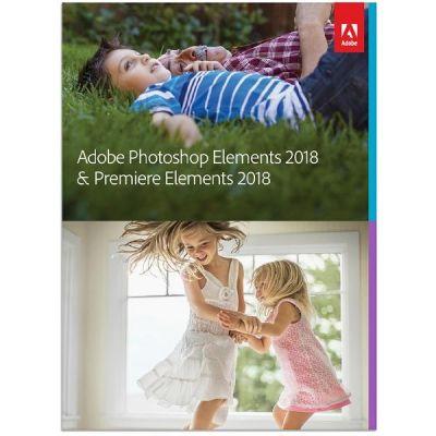 Adobe Photoshop Elements  und  Premiere Elements 2018 Minibox ITA, italiano - Preisvergleich