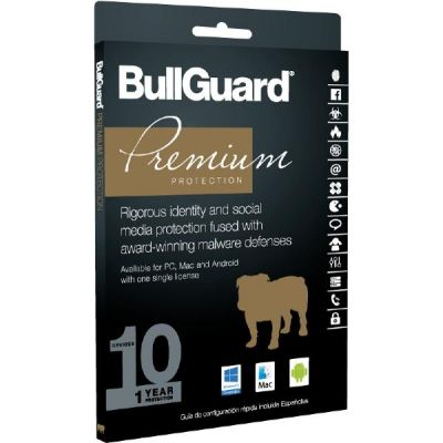 BullGuard Premium Protection 2017 10 Device 1 Jahr MiniBox - Preisvergleich