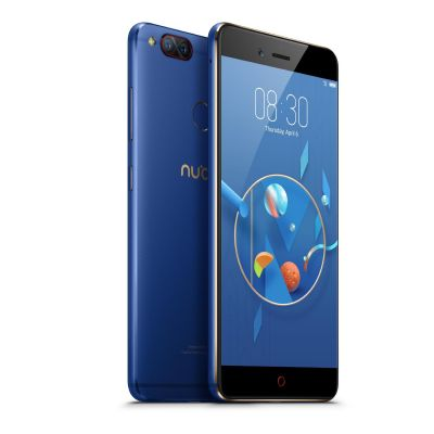 nubia Z17 mini aurora blue 6GB 128GB Dual-SIM Android Smartphone - Preisvergleich
