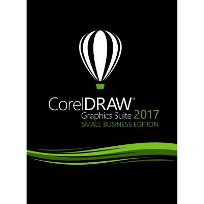 CORELDRAW Graphics Suite 2017- Small Business E...