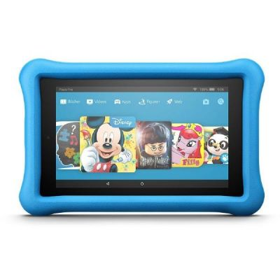 Amazon Fire HD 8 Kids EditionTablet WiFi 32 GB Kid-Proof Case blau - Preisvergleich