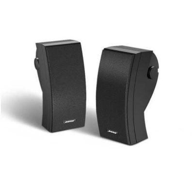 Bose . 251 Environmental Speakers schwarz