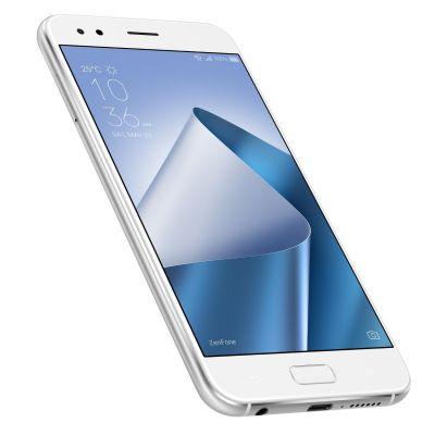 ASUS ZenFone 4 ZE554KL-6B011WW weiß 64GB Dual-SIM Android Smartphone - Preisvergleich