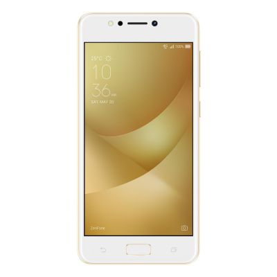 ASUS ZenFone 4 Max ZC520KL-4G009WW gold 32GB Dual-SIM Android Smartphone