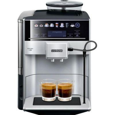 Siemens TE653501DE EQ.6 plus s300 Kaffeevollautomat Silber