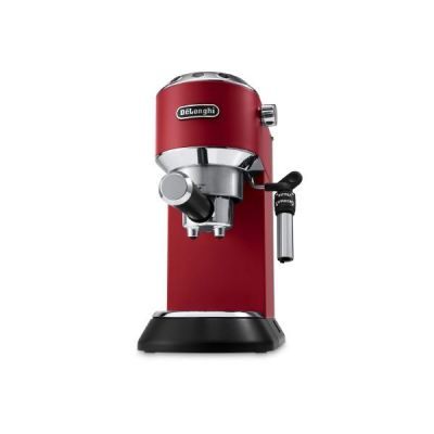 DeLonghi EC 685.R Dedica Style Siebträger Espressomaschine Rot