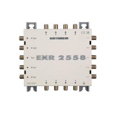 Kathrein EXR 2558 Multischalter Durchgang 5 auf 8 - Preisvergleich