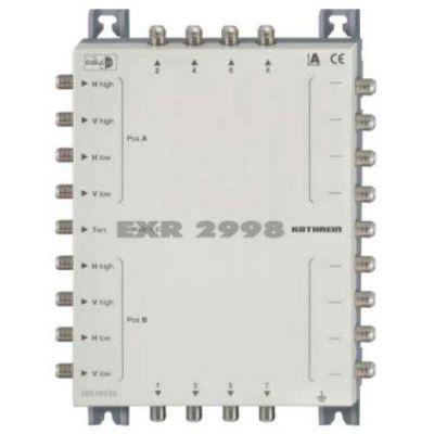 Kathrein EXR 2998 Multischalter 9 auf 8 - Preisvergleich