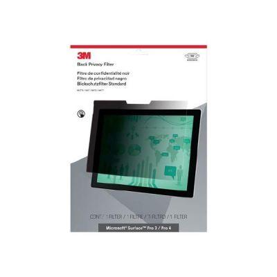 3M PFTMS001 Blickschutzfilter Black für Microsoft Surface Pro3 / Pro4 9804406212 - Preisvergleich