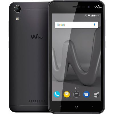 Wiko Lenny 4 Dual-SIM schwarz Android 7.0 Smart...