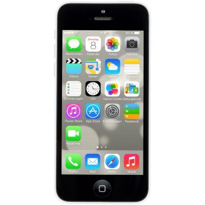 Apple iPhone 5c 32 GB weiß 2ND refurbished - Preisvergleich