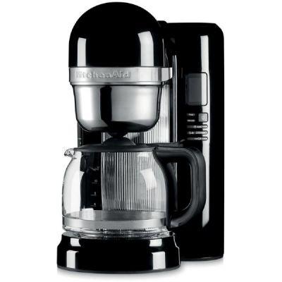 KitchenAid 5KCM1204EOB Filterkaffeemaschine onyx schwarz