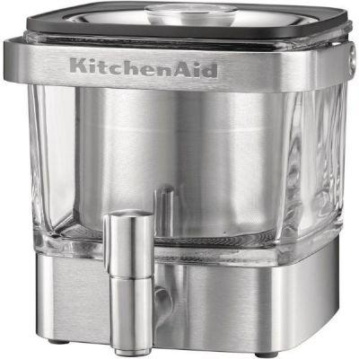 KitchenAid ARTISAN 5KCM4212SX Cold-Brew Kaffeebereiter Silber