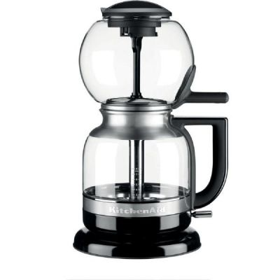 KitchenAid ARTISAN 5KCM0812EOB Siphon-Kaffeebrüher Onyx Schwarz