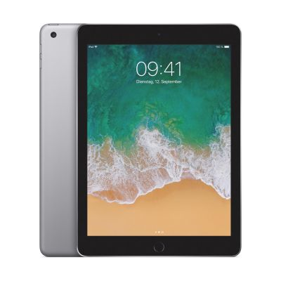 Apple iPad Wi Fi 32 GB Spacegrau (MP2F2FD A)