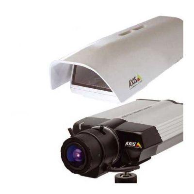 Axis AXIS 221 Tag & Nacht Netzwerkkamera mit HOV Gehäuse