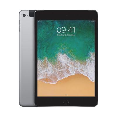 Apple iPad mini 4 Wi Fi Cellular 128 GB Space Grau (MK8D2FD A)