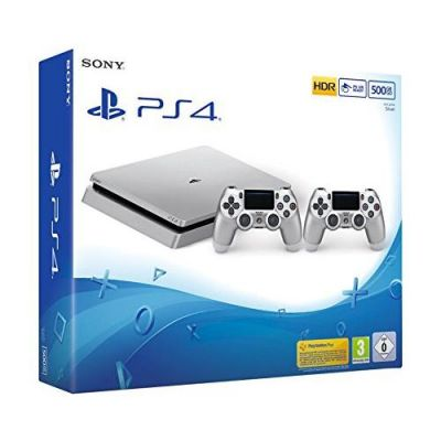 .Sony PlayStation 4 Slim 500GB Limited Edition ...