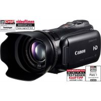 Canon Legria HF G10 HDV-Flash-SD-Camcorder 32 GB schwarz