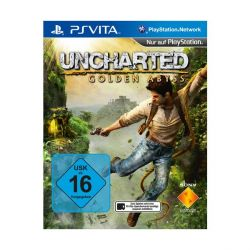 Uncharted: Golden Abyss - PS Vita Bild0