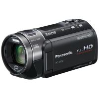 Panasonic HC-X800 High Definition 3MOS Camcorder schwarz