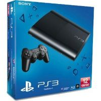 Sony PlayStation 3 SuperSlim 12GB Flash Speicher