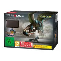 Nintendo 3DS XL Monster Hunter 3 Ult. Limited Edition