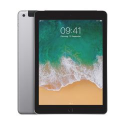 Apple iPad Wi-Fi + Cellular 128 GB Spacegrau (MP2D2FD/A) Bild0