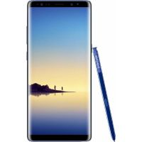 Samsung GALAXY Note8 deepsea blue N950F 64 GB Android Smartphone
