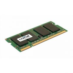 2GB Crucial DDR2-800 CL6 SO-DIMM RAM Notebookspeicher Bild0