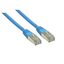 Good Connections Patch Netzwerkkabel RJ45 CAT6 250MHz 0,5m blau Bild0
