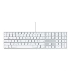 Apple Keyboard mit Ziffernblock Bild0