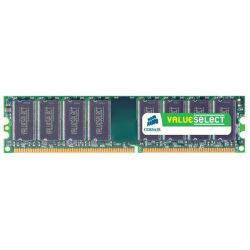 1GB Corsair ValueSelect DDR2-667 CL5 (5-6-6-18) RAM  Bild0