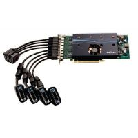 Matrox M9188 2048MB DDR2 PCIe 8x Mini DisplayPort (inkl.Adapter) - Retail