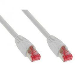 Good Connections Patch Netzwerkkabel RJ45 CAT6 250MHz 5m grau Bild0