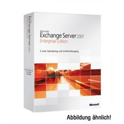 Microsoft Exchange Server Enterprise dt. Win Open-NL GOV SA Bild0