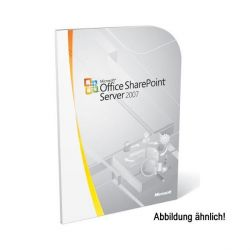 Microsoft SharePoint Server dt. Win Open-NL GOV inkl. SA Bild0